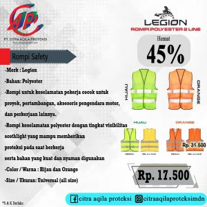 Rompi Safety